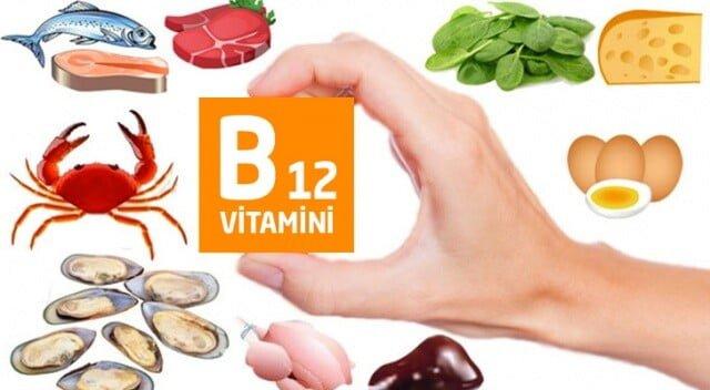 B12 Vitamin Eksikliği Nedir, Belirtileri Nelerdir?