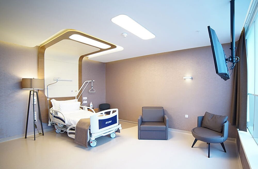 istinye universite hastanesi liv hospital bahcesehir011